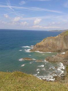 Baggy Point, North Devon
