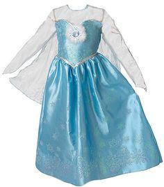 Rubie's Disfraz infantil de Elsa Frozen Deluxe (3 889544): precios | Disfraz de princesa niña | Disfraz infantil - Comparativa en idealo.es