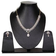 Stone Studded Necklace
