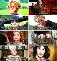 The Princess Bride by goslinger