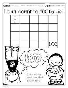 100TH DAY OF SCHOOL ACTIVITIES AND CRAFTIVITY-GRADE K TO 2 - TeachersPayTeachers.com