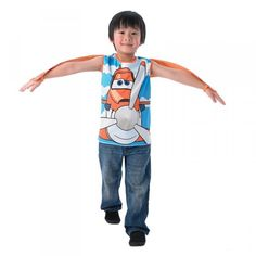 Disney Planes Shirt mit Flügel