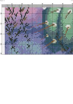 Zz Cross Stitch Bird, Cross Stitch Designs, Cross Stitching, Cross Stitch Patterns, Plastic Canvas, Embroidery Patterns, Minis, Floral, Flowers