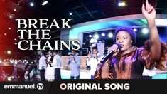 In this joyous prayer-song titled 'Break The Chains' - composed by TB Joshua and sung by the Emmanuel TV Choir - worship God and witness your chains falling . Praise And Worship Songs, Worship God, T B Joshua, Emmanuel Tv, Choir Songs, Christian Songs, Original Song, Names Of Jesus, Chains