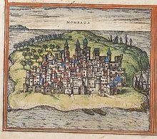 Forte Jesus de Mombaça – Wikipédia, a enciclopédia livre