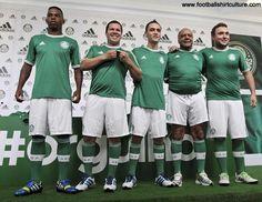 Palmeiras 2013 Adidas Home Football Shirt
