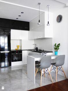 Kuchnia styl Nowoczesny - zdjęcie od Interiori Pracownia Architektury Wnętrz…
