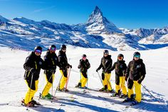 Matterhorn Diamonds Ski School