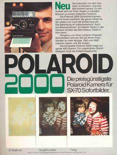 Polaroid 2000 1977