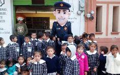 """Culmina exitosamente SSPE """"Semana de Prevención del Delito"""" en Calpulalpan             ·         Gran participación y respuesta tuvieron de alumnos y autoridades del municipio"""