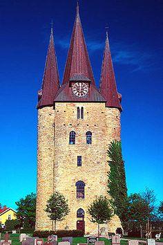 Husaby Church, Sweden