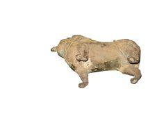 Ancient Rus Aquaemanalis lion bronze 12-14 century original 2 kg of weight 200 grams Length 24 cm 21 Height