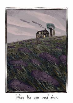 .: The Secret Garden by Júlia Sardà