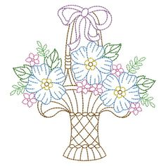Hand Embroidery Flowers, Vintage Embroidery, Custom Embroidery, Machine Embroidery Designs, Embroidery Patterns, Hawaiian Quilt Patterns, Hawaiian Quilts, Cherry Blossom Drawing, Flower Quilts