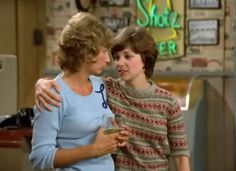 Laverne and Shirley 1976 - 1983  Laverne DeFazio - Penny Marshall  Shirley Feeney - Cindy Williams