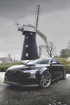 modernambition:Audi RS6 | MDRNA | Instagram