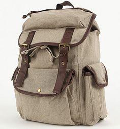 Black Poppy Multi Pocket Rucksack Backpack - PacSun.com