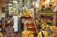 Live Webcasts: A Guide to the Bodhisattva's Way of Life | The Office of His Holiness The Dalai Lama. September 3,4,5th, 2013