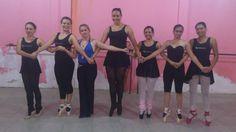 Balé com Vanessa Mendes- Arabesque academia