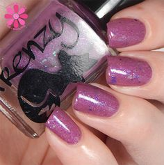 Frenzy Polish Gamer Girls Collection Swatches & Review   Cosmetic Sanctuary