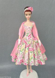 clothing suitable for silkstone barbie handmade OOAK outfit ,quarrier liang
