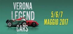 2017-Verona Legend Cars- May 5-7, in Verona, 9 a.m.-7 p.m., at Verona Fair, Viale del Lavoro 8; this exhibit is a leap from the past to the present with a large exhibit and parades of vintage cars as well as stands devoted to new models from major manufacturers with areas for test drives; a wide variety of the most sought-after spare parts and numerous miniature models to build, sell, and buy; entrance fee: €15, reduced €12 for children aged 12-16; free entrance for children aged 12-16.