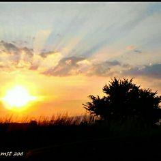 #Greece Sunset