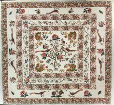 quilts | American Elegance: Chintz Applique Quilts 1780 – 1850″ Taft ...
