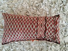 Kelimkissen aus Marokko