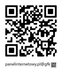 GFK: Panel internetowy.