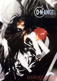 Tags: Anime, D.N.Angel, Dark Mousy, Niwa Daisuke, Sugisaki Yukiru