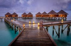 Mirihi Island Resort, Malldives Over the water bungalows (158505131)
