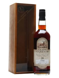 Glen Garioch 1968 - 29 Year Old - Cask #621 Scotch Whisky : The Whisky Exchange