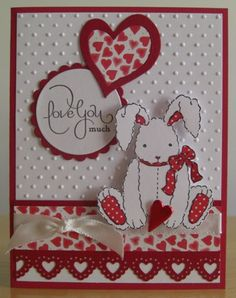 SNSSFEB12RP01 - Love Card by jenn47 - Cards and Paper Crafts at Splitcoaststampers