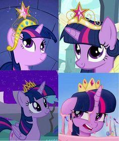 the beautiful Princess Twilight Sparkle