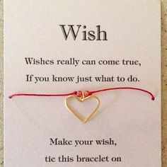 Heart charm wish bracelet, DIY,  by Lisa Yang Jewelry