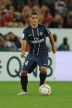 Marco Verratti Photo - Paris Saint-Germain FC v FC Lorient - Ligue 1