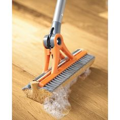 Swivel-It Roller Mop featuring polyvore, home, home improvement and cleaning