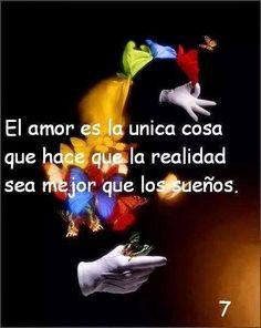 El amor .
