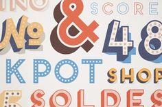 Frontage Typeface +freefont on the Behance Network