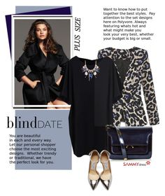 """""""What to Wear: Blind Date"""" by beebeely-look ❤ liked on Polyvore featuring Tara Lynn, Marni, Jimmy Choo, women's clothing, women, female, woman, misses, juniors and sammydress"""