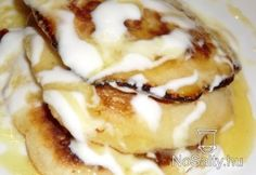 Amerikai palacsinta reggelire Gy. Zsuzsitól Hungarian Cake, Hungarian Recipes, Waffles, Pancakes, Jamie Oliver, Crepes, Deserts, Breakfast, Food