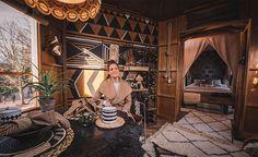 Vous pouvez gagner une Nuit dans cette Cabane sud-africaine en plein Milieu de Londres (9)