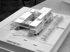 Social Housing Architecture, Hospital Architecture, Architecture Model Making, University Architecture, Architecture Concept Drawings, Commercial Architecture, Facade Architecture, School Architecture, Public Library Design