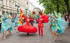 Sambakulkueen aakkoset - So you think you can samba?