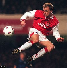 Before this guy came to Highbury, I thought (as a 9-year-old) that football didn't get any better than Ian Wright. Proliferated the use of the word 'mercurial' in commentary boxes around Europe for a decade, Dennis Bergkamp represented all that was good and holy about football and preceded an age where today's model professionals are anything but.
