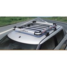 GoldSun-Design  Aluminium Luggage Carrier for Toyota INNOVA  Type-122