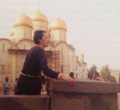 Diana Vreeland IN RUSSIA