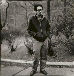 Frank Stella by Diane Arbus, 1966