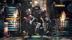 The Space Marine Terminators take on the Genestealers in this action-heavy first-person shooter.